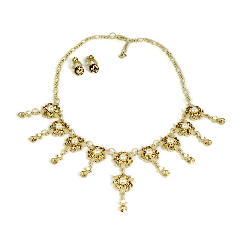 Imperial Swarovski Jewellery Set