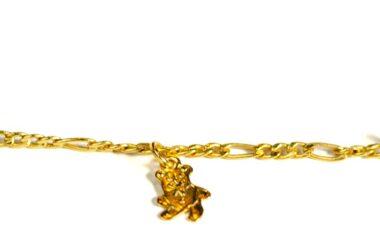 bracelet d'ours bijoux de enfants