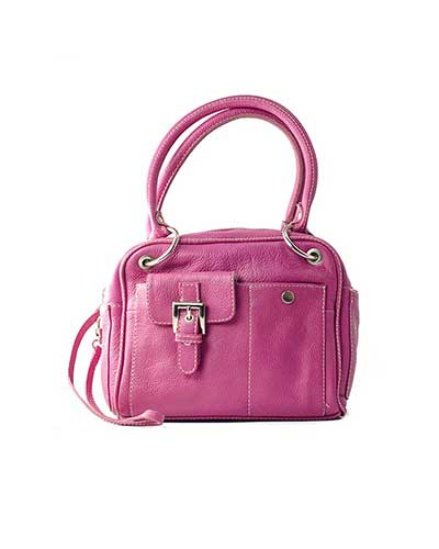 pink square leather bag gift guide Cadeau ideetjes