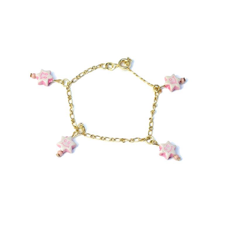 stars Charm Star Bracelet Yazzy's Fashion Accessories