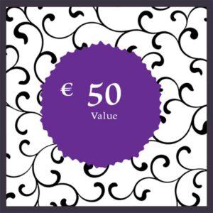 Gift Card € 50