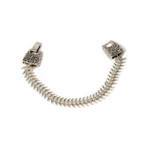 Spikey bracelet custom handmade
