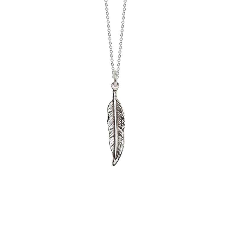 Silver Boho Necklace