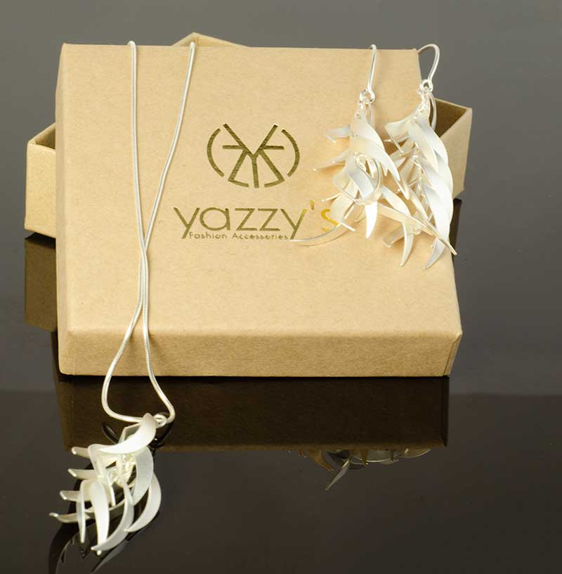eco-friendly packing yazzy's fashion accessories